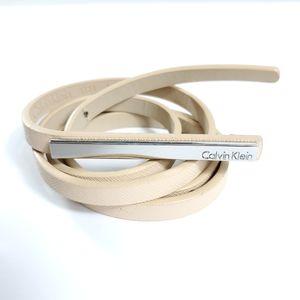 Calvin Klein adjustable belt large